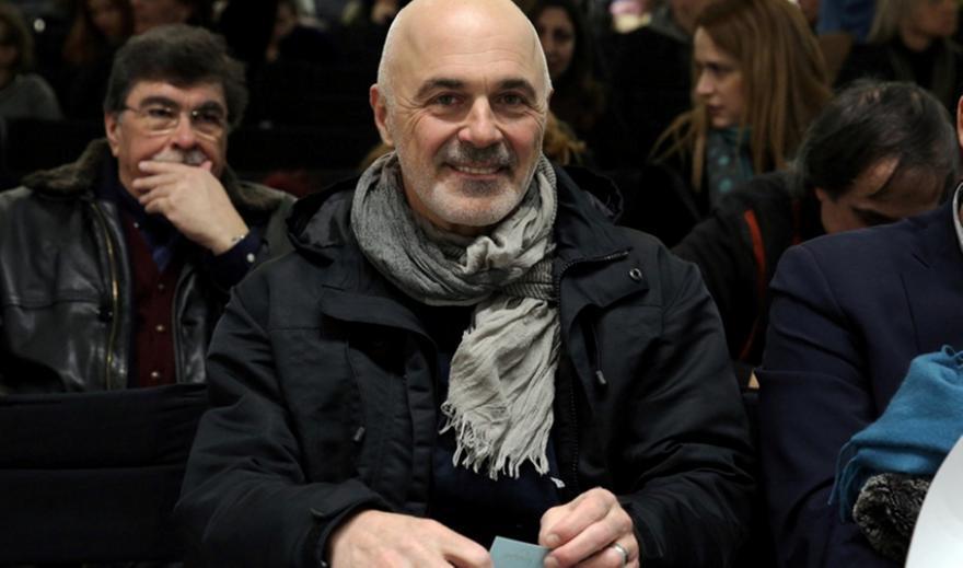 Παραιτήθηκε ο Στάθης Λιβαθινός από το Εθνικό Θέατρο