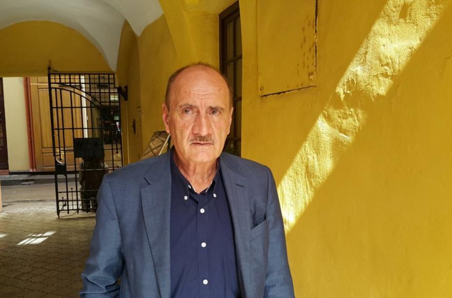 «Έφυγε» ο θρυλικός ατζέντης του μπάσκετ, Λουτσιάνο Καπικιόνι