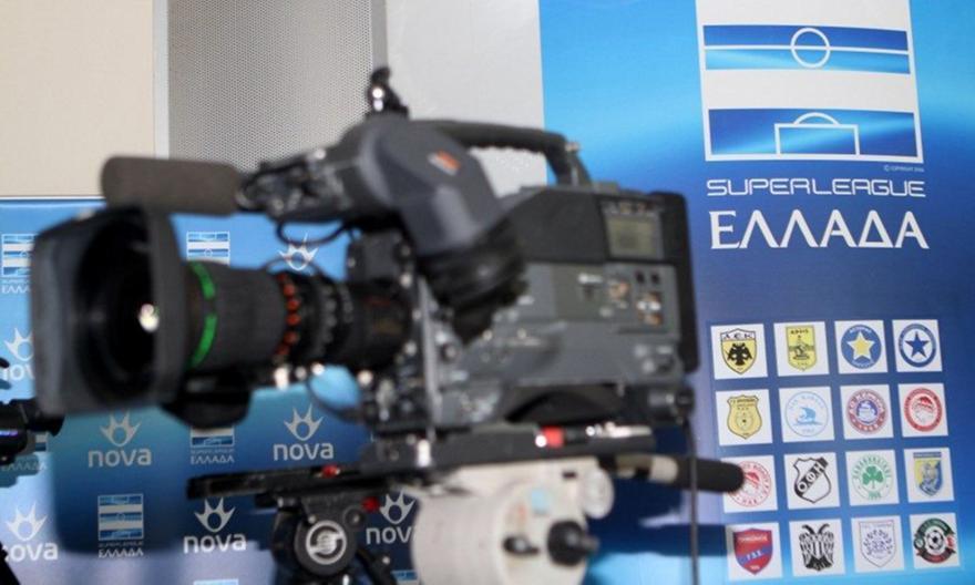 Τηλεοπτικά Super League: Διερευνητικές επαφές για κεντρική διαχείριση