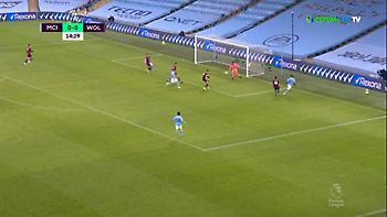 Μάντσεστερ Σίτι - Γουλβς: 1-0 με αυτογκόλ του Ντεντόνκερ (video)