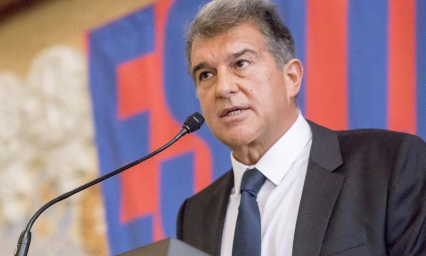 Λαπόρτα: «Αν δεν εκλεγώ πρόεδρος ο Μέσι θα φύγει»