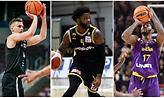 Basketball Champions League: Δέκα παίκτες που αξίζουν προσοχής στα playoffs