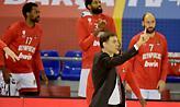 Ζέρβας: «Να μην σπάσει το αρνητικό σερί σήμερα ο Ολυμπιακός»