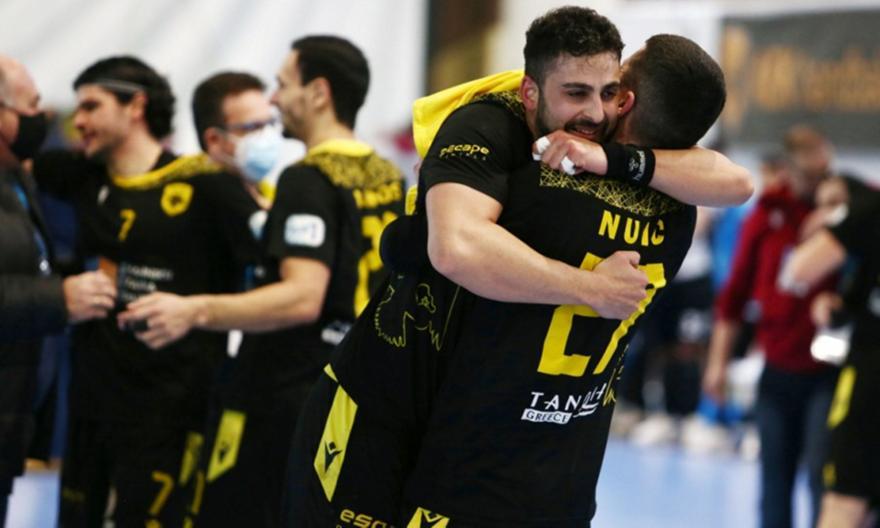 Στην Αθήνα και τα δυο ματς της ΑΕΚ με Νέβα