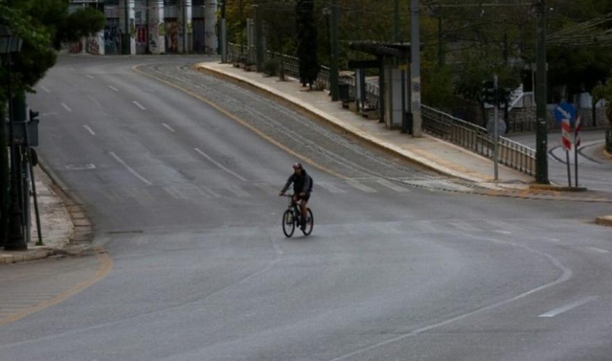 Νέα μέτρα: SMS 6 μόνο πεζή ή με ποδήλατο, SMS 2 και 3 έως 2 χλμ.