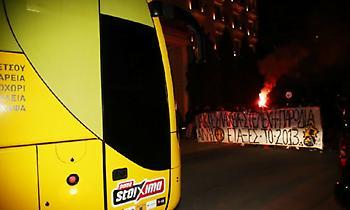 Οπαδοί σε Μελισσανίδη: «Παίκτες λαχεία, στελέχη παρωδία, άλλη ΑΕΚ έταξες το 2013»! (pics)