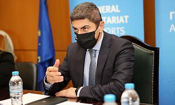 Ο Αυγενάκης επαναφέρει το θέμα της αναστολής των ερασιτεχνικών πρωταθλημάτων!