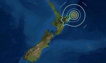 Νέα Ζηλανδία: Σεισμική δόνηση 6,9 βαθμών - Προειδοποίηση για τσουνάμι
