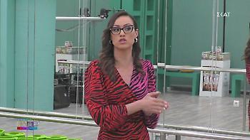 House of Fame: Τα χασμουρητά εκνεύρισαν τη Δώρα Παντέλη (video)