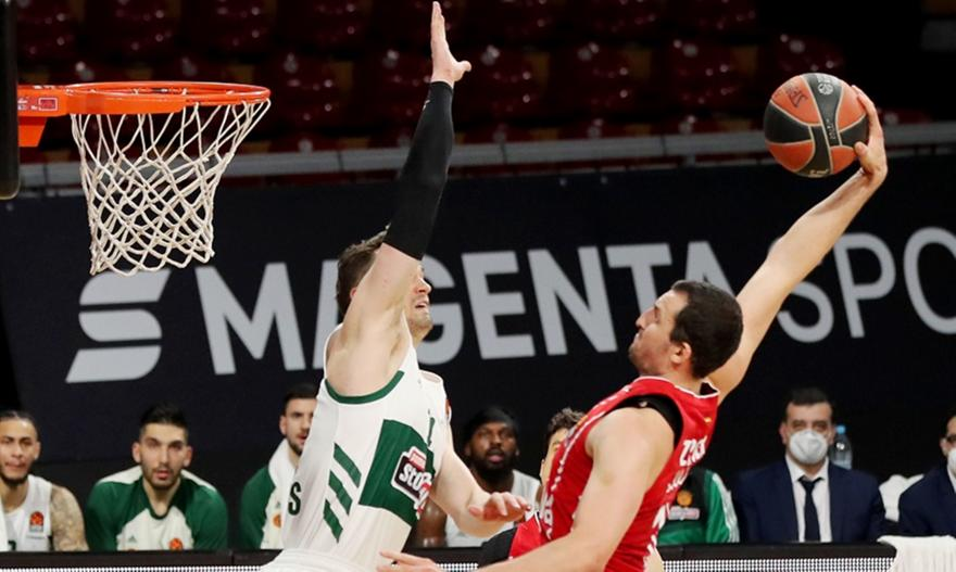 EuroLeague: Η βαθμολογία μετά το πρώτο σκέλος της 28ης αγωνιστικής
