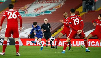 This... was Anfield!