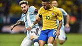 FIFA: Πρότεινε να γίνει ακόμη και στην Αθήνα το Βραζιλία-Αργεντινή!