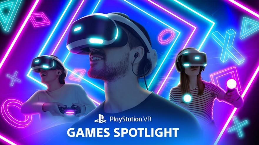 To PlayStation ανακοινώνει νέες κυκλοφορίες Τίτλων για το PS VR