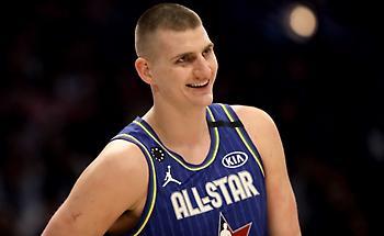 All Star Game: Ενθουσιασμένος -και- ο Γιόκιτς με την Team LeBron