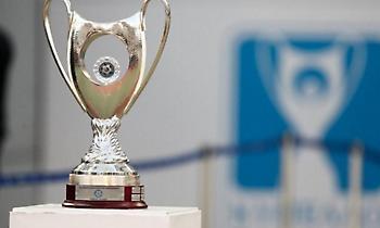 Κύπελλο: Στις 16 Μαρτίου η κλήρωση για τα ημιτελικά με εκπροσώπους ομάδων