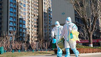 Κίνα: Μέσα Μαρτίου θα δημοσιοποιηθεί η έκθεση του ΠΟΥ για την προέλευση του κορωνοϊού
