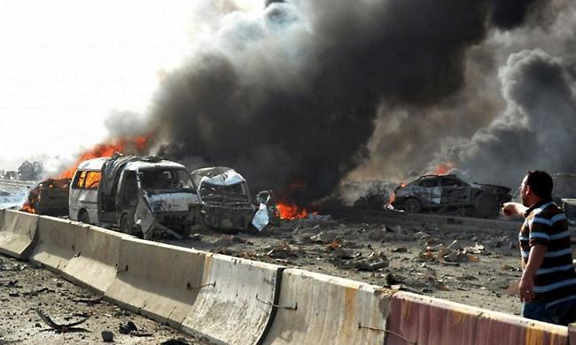 Συρία: Πυραυλικές επιθέσεις στα σύνορα με την Τουρκία
