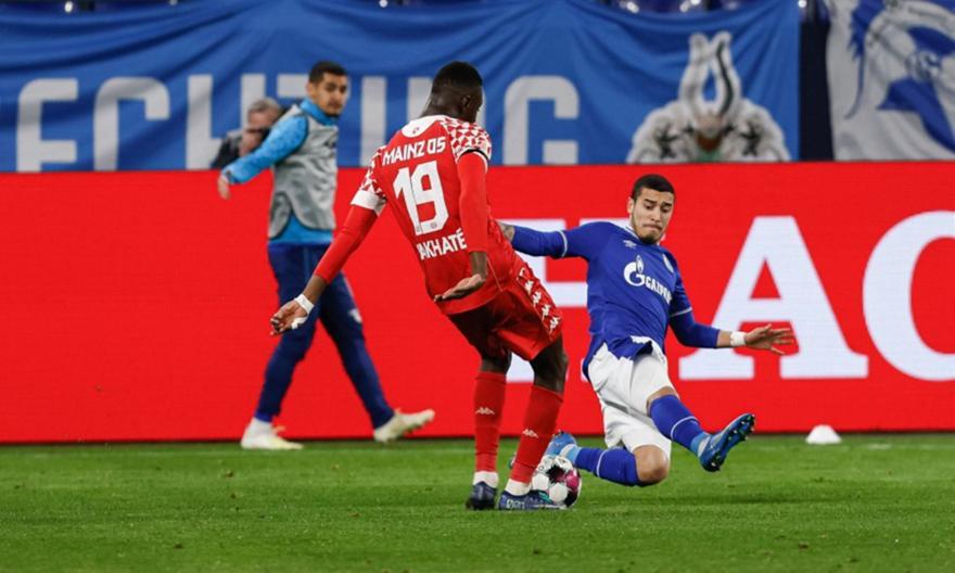 Σάλκε-Μάιντς 0-0