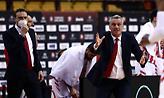 Ράντονιτς: «Άξιζε τη νίκη ο Ολυμπιακός»