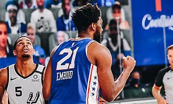 NBA MVP Ladder: Συνεχίζει πρώτος ο «θέλω να καταστρέψω τα πάντα» Εμπίντ