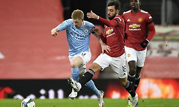 Premier League - 27η αγωνιστική: Ντέρμπι του Μάντσεστερ και μεγάλη μάχη για την τετράδα