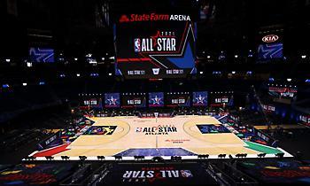 ΝΒΑ: Έτοιμη η Ατλάντα για το All Star Game (pics/video)