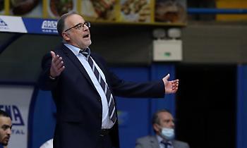 Σκουρτόπουλος: «Πετύχαμε ένα σπουδαίο αποτέλεσμα σε μια παράξενη εβδομάδα για εμάς»