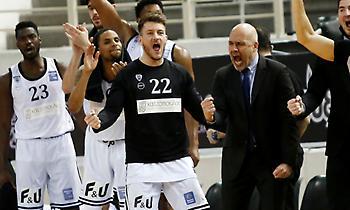 Λυκογιάννης: «Δικαιούμασταν 100% τη νίκη, επιβάλαμε πλήρως τον ρυθμό μας»
