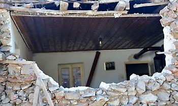 Μη κατοικήσιμα 898 σπίτια από τους σεισμούς στη Θεσσαλία