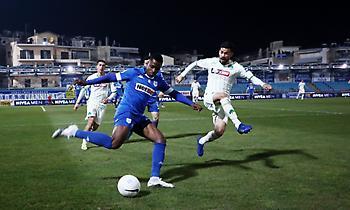 Τα highlights από τη νίκη του ΠΑΣ Γιάννινα επί του Παναθηναϊκός