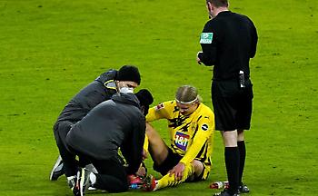 Καθησυχαστικός ο Τέρζιτς για τον τραυματισμό του Χάαλαντ