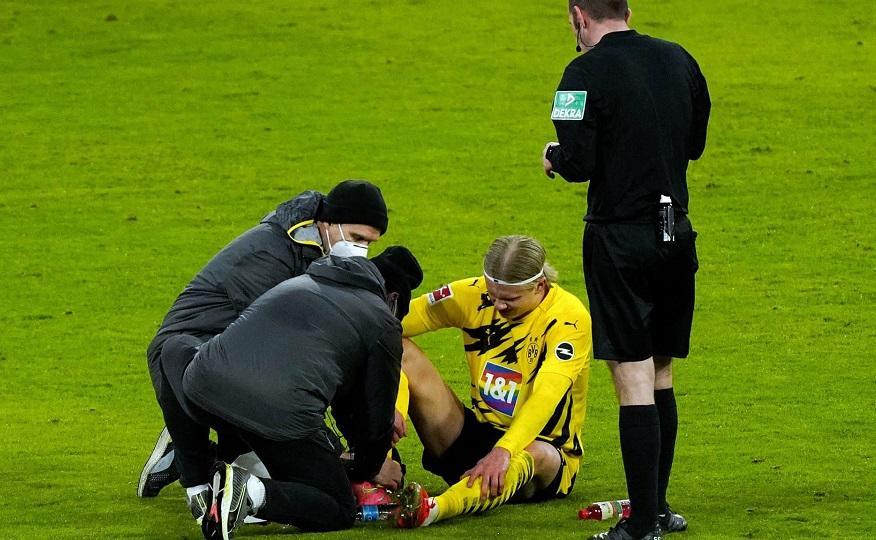 Χάαλαντ: Καθησυχαστικός ο Τέρζιτς για τον τραυματισμό του