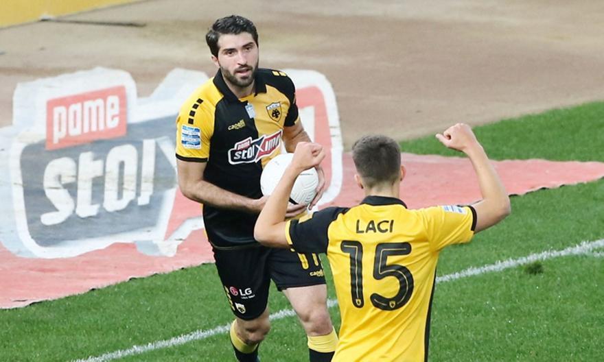 Ωραίο ποδόσφαιρο για 45', νίκη βάλσαμο και προχωράει η ΑΕΚ