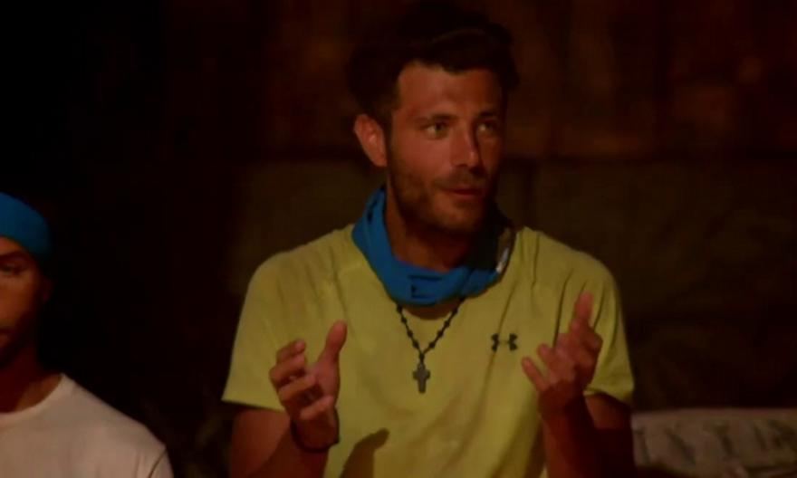 Survivor: Ο Νίκος Μπάρτζης είναι ο πρώτος υποψήφιος για αποχώρηση