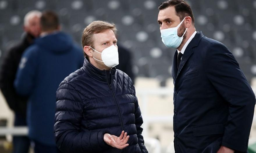 Στα Σπάτα ο Κοσμάς, πρώτη γνωριμία Παπαδημητρίου-Χιμένεθ στην ΑΕΚ