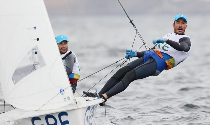 Ολυμπιακοί Αγώνες Τόκιο: Πήραν το «εισιτήριο» Μάντης-Καγιαλής