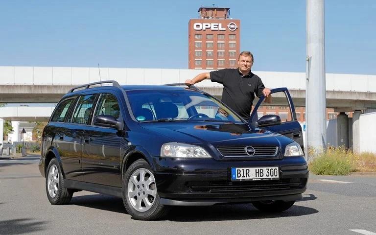 Ένα super Astra εντάσσεται στη συλλογή κλασικών μοντέλων Opel
