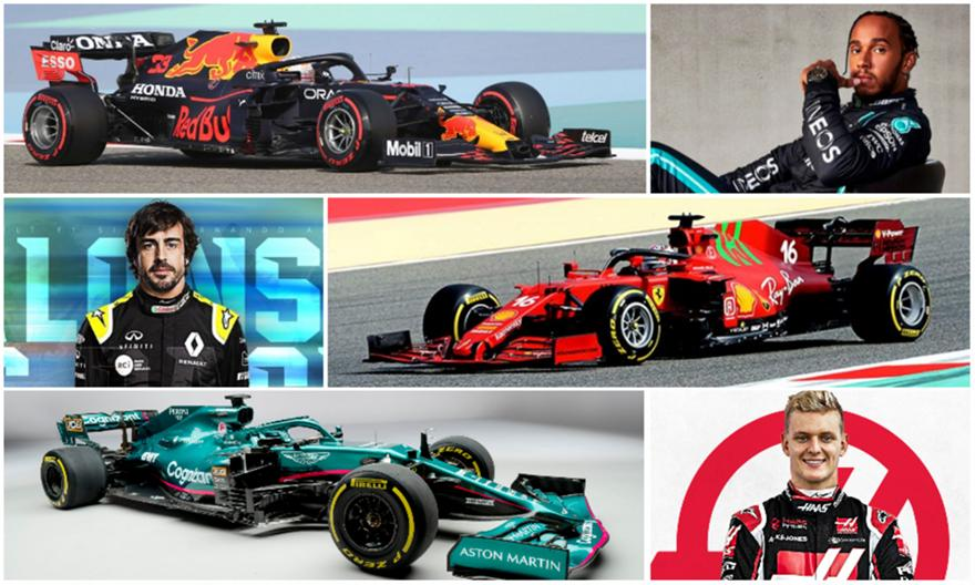 Formula 1 2021: Το εγχειρίδιο της νέας σεζόν!
