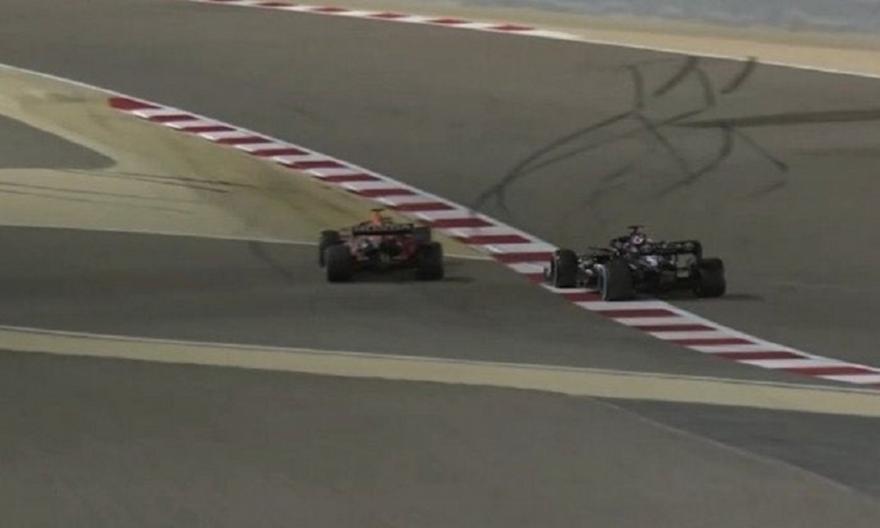 Formula 1: Το «παράνομο» προσπέρασμα του Φερστάπεν