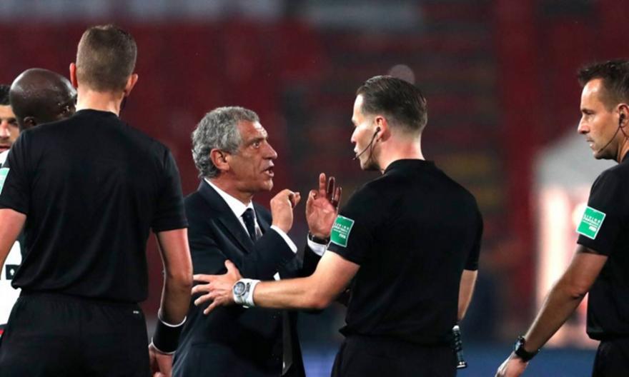 Μακέλι: «Ζήτησα συγγνώμη από την ομάδα της Πορτογαλίας»