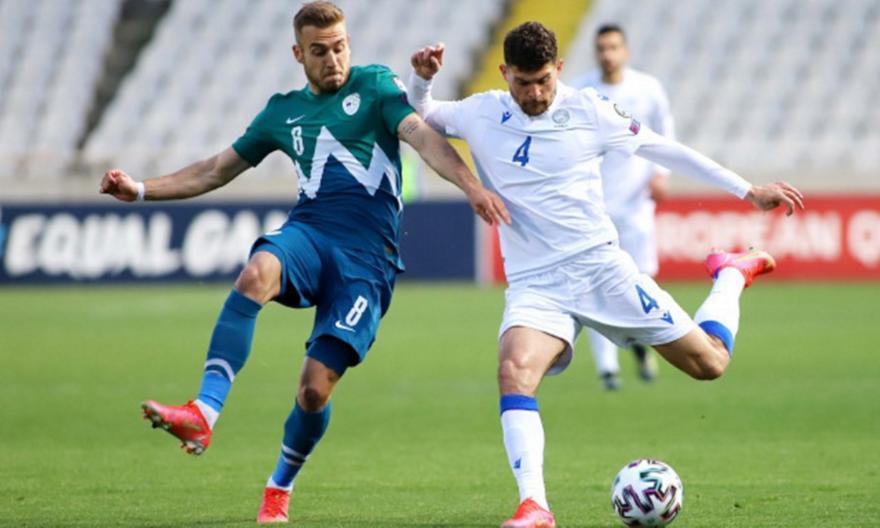 Κύπρος-Σλοβενία 1-0