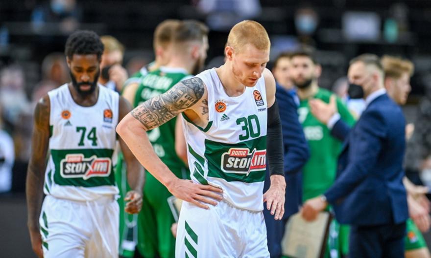 Ζαλγκίρις-Παναθηναϊκός 93-78