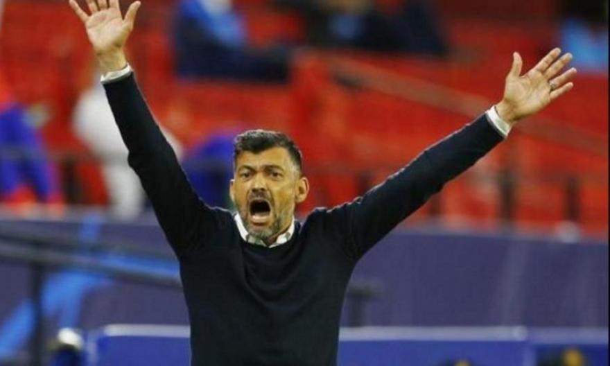 Κονσεϊσάο: «Δεν ανήκουμε στο Top 5 των ευρωπαϊκών πρωταθλημ