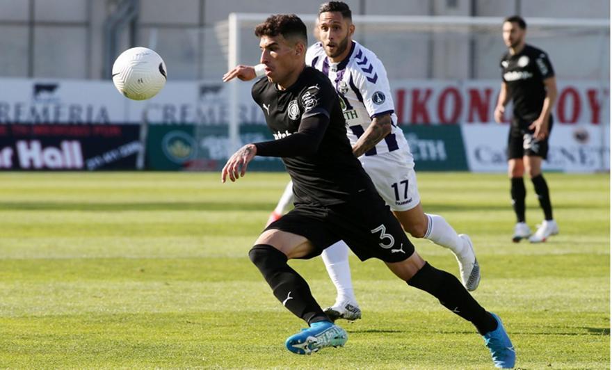 Απόλλων Σμύρνης-ΟΦΗ 0-0