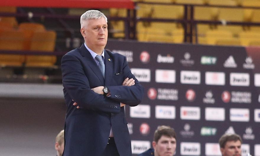 Μάλτσεφ: «Είμαι περήφανος για τους παίκτες μου»