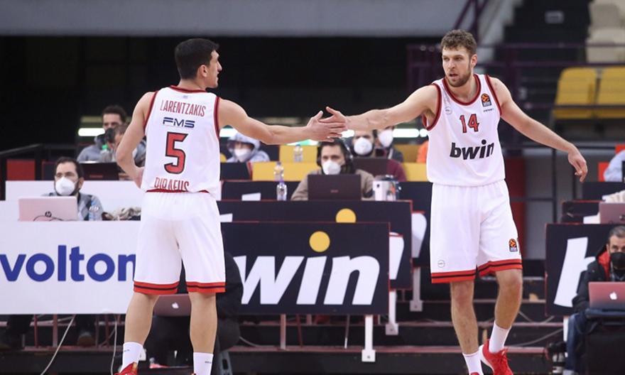 Ευρωλίγκα: Τελευταίος… MVP ο Βεζένκοβ!