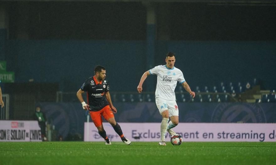 Μονπελιέ-Μαρσέιγ: 3-3