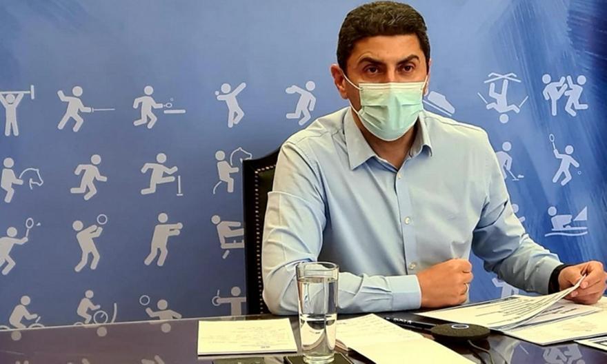 Αυγενάκης: Αποκάλυψε το νέο αθλητικό κέντρο στο Ηράκλειο