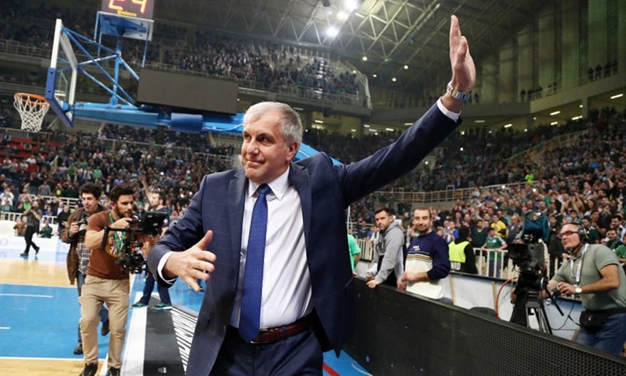 Κοντός: «Ουδέν θέμα Ομπράντοβιτς στον Παναθηναϊκό»