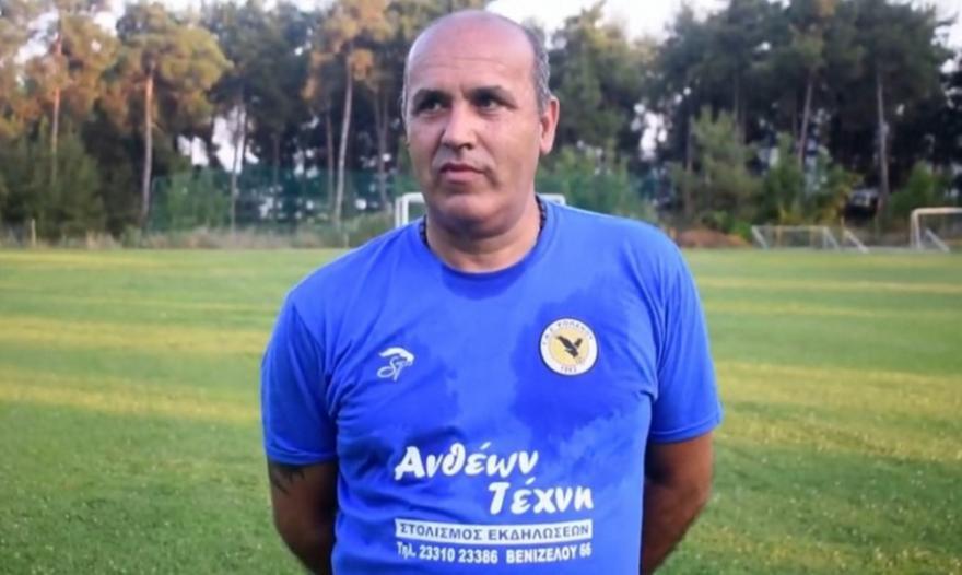 Νάουσα: Πέθανε στα 50 του ο παλαίμαχος, Χρήστος Χατζηδάκης